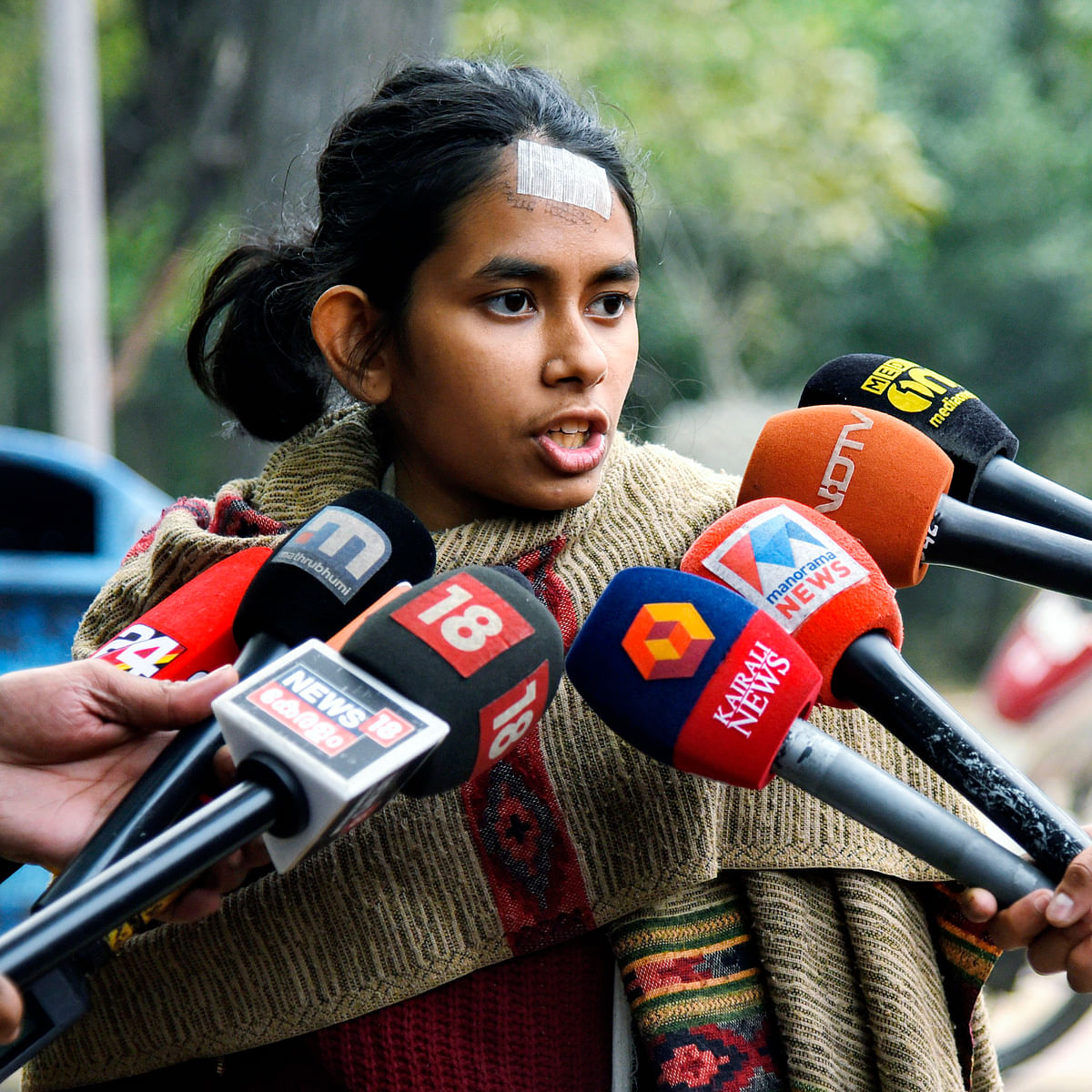 JNU violence: Delhi Police questions JNUSU president Aishe Ghosh, 2 others