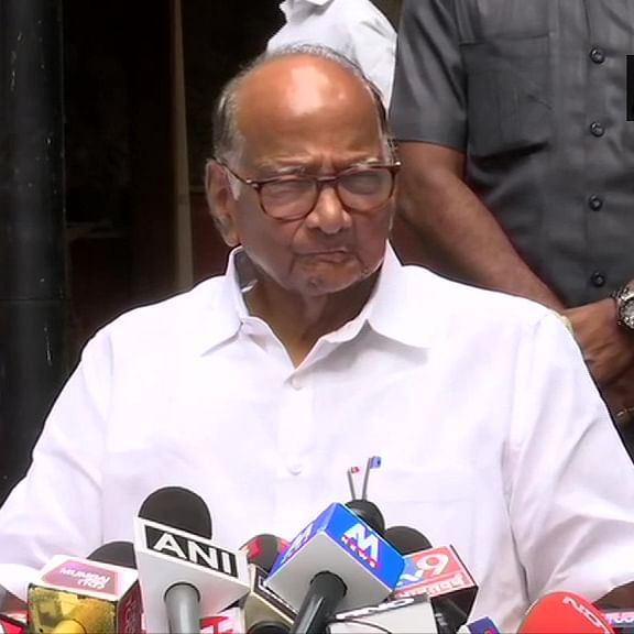 All leaders know that their phones are tapped: Sharad Pawar