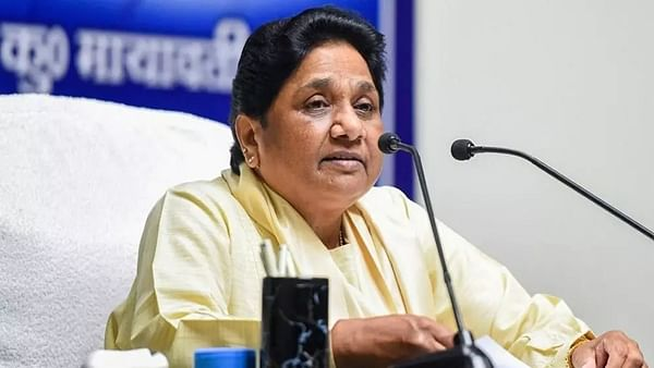 Mayawati slams BJP and Congress, says rise above party politics on border issue