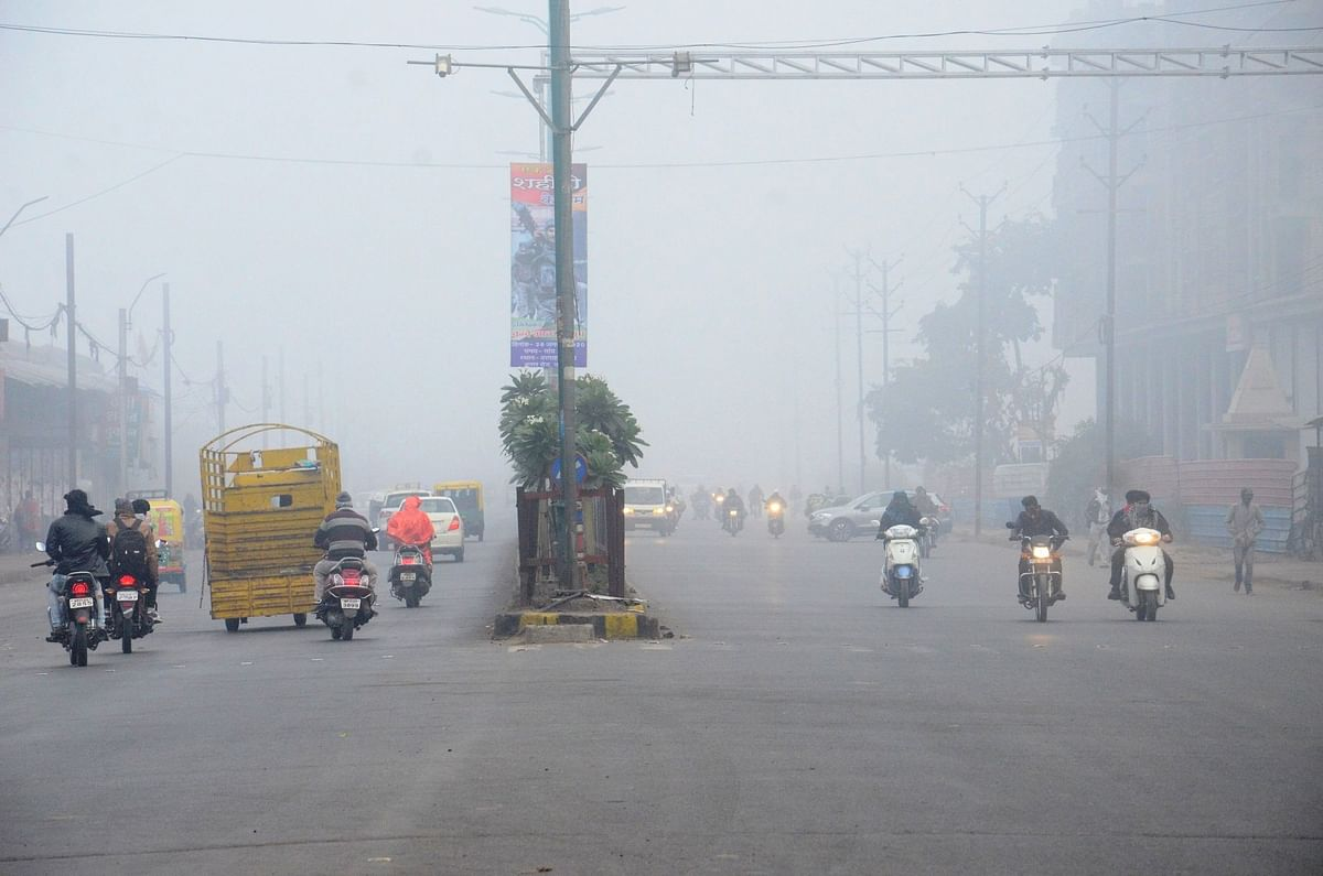 Ujjain: Min temp dips by 8.3 degrees celsius in two days