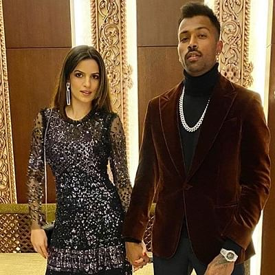 'My firework': Hardik Pandya makes his relationship with Natasa Stankovic Instagram-official with photo