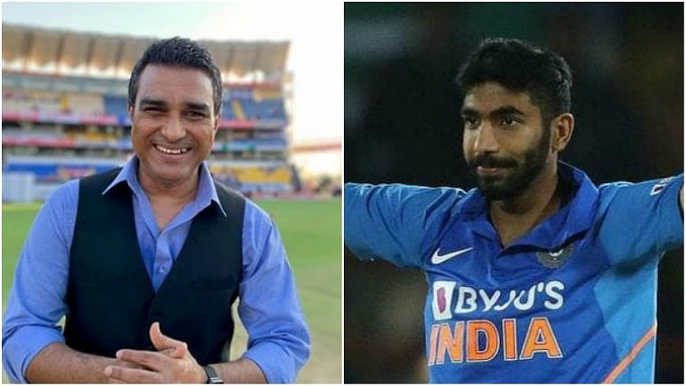 'That's like Uday Chopra giving advice to Amitabh Bachchan': Twitterati troll Sanjay Manjrekar for advising Jasprit Bumrah