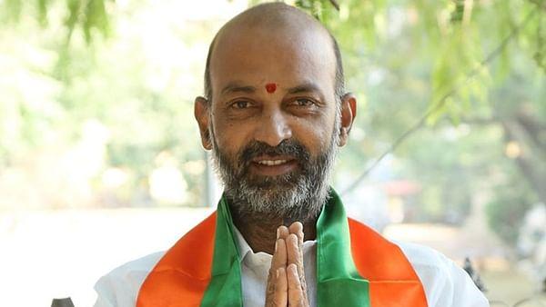 'If you take stones, we will take bombs', says BJP MP Sanjay Kumar