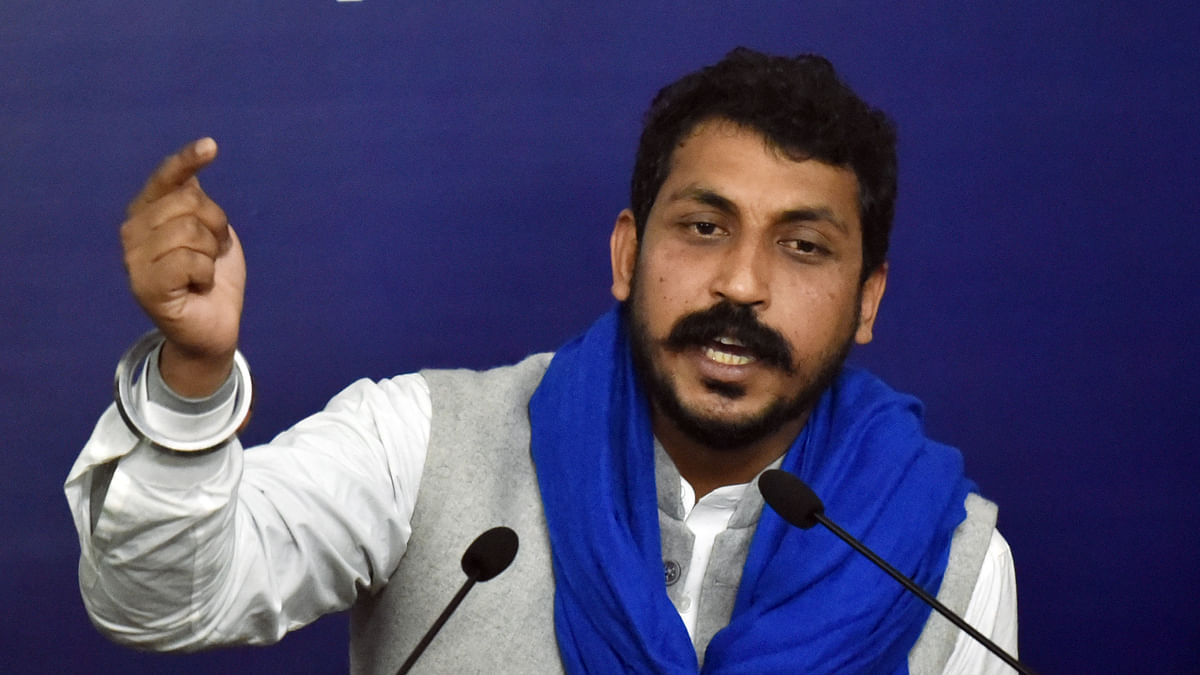 'Dictatorship is at its peak': Chandrashekhar Azad on forcibly being sent to Delhi