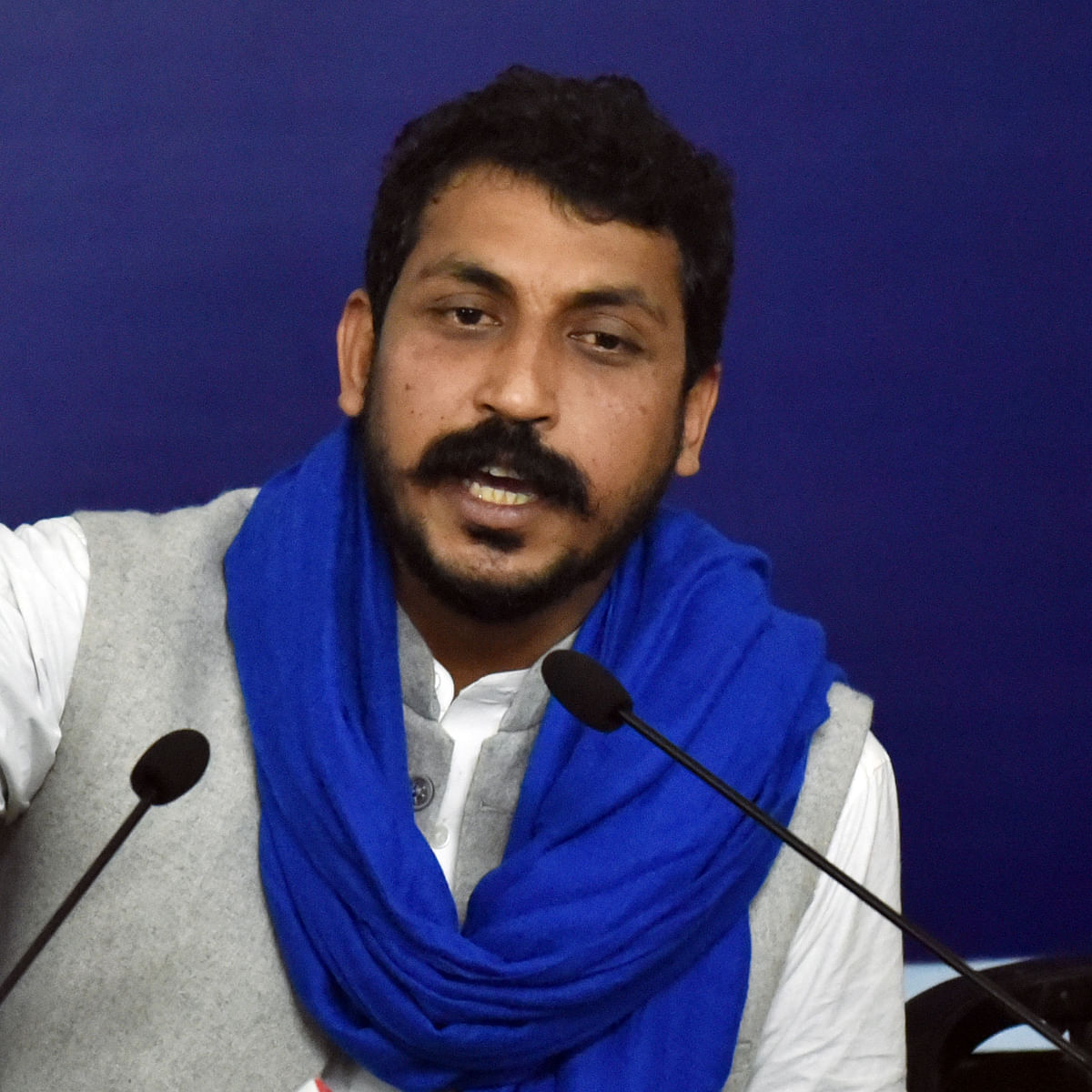 'Dictatorship is at its peak': Chandrashekhar Azad on forcibly being sent to Delhi