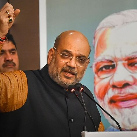 Amit Shah core group meet till 3 a.m. calls CEC on Monday