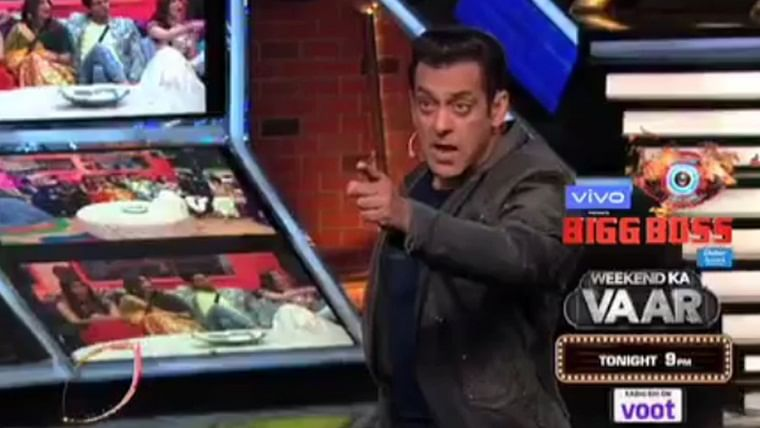 Bhai can't keep calm: Salman Khan loses his cool after Bigg Boss 13's Paras Chhabra raises his voice at him