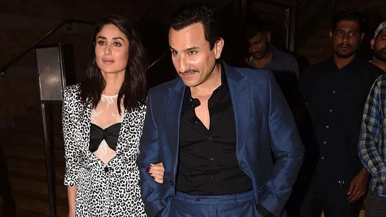 Kareena Kapoor is happy that Saif's 'Tanhaji' act is being appreciated
