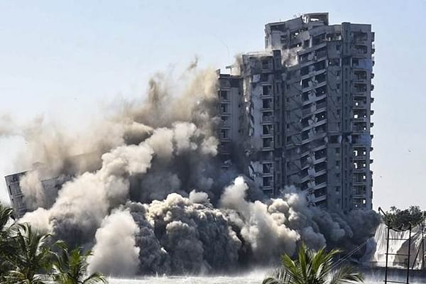 After Maradu flats, SC to order demolition of more illegal buildings in Kerala
