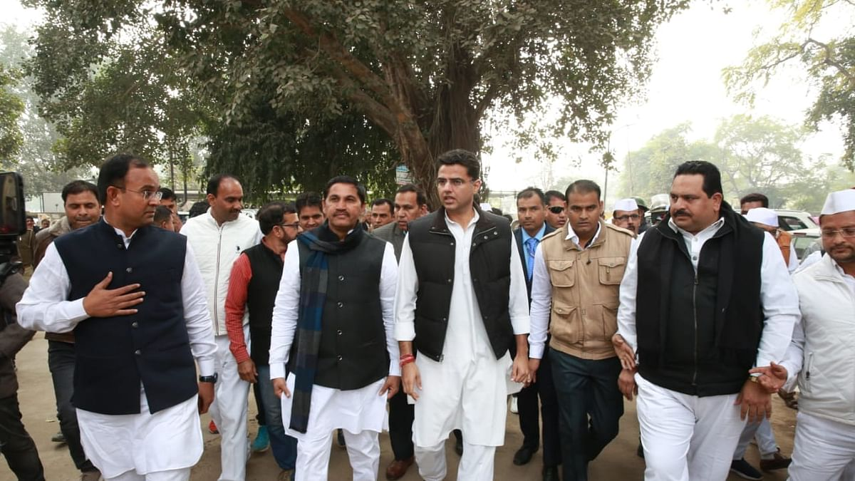 'Govt's response should've been more sensitive and compassionate': Sachin Pilot targets Raj CM Ashok Gehlot