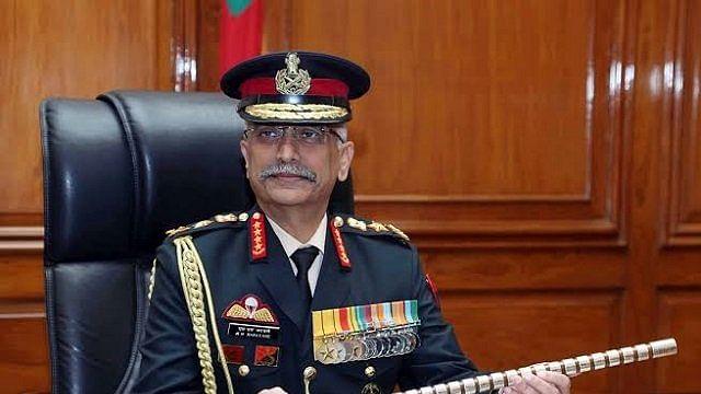 Army Chief Gen Naravane
