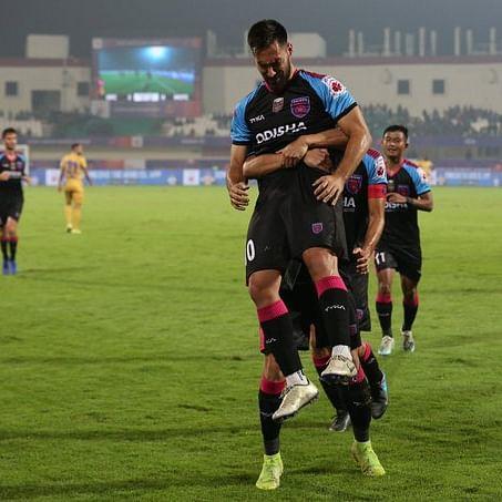 Indian Super League: Odisha FC flex muscles at home