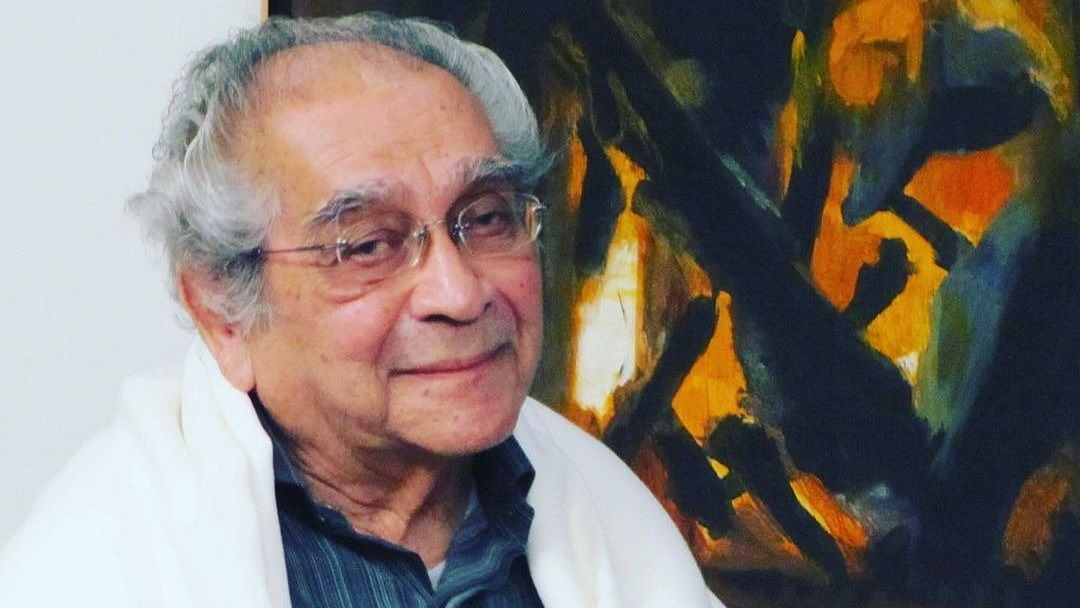 Padma Bhushan awardee Akbar Padamsee passes away at the age of 91