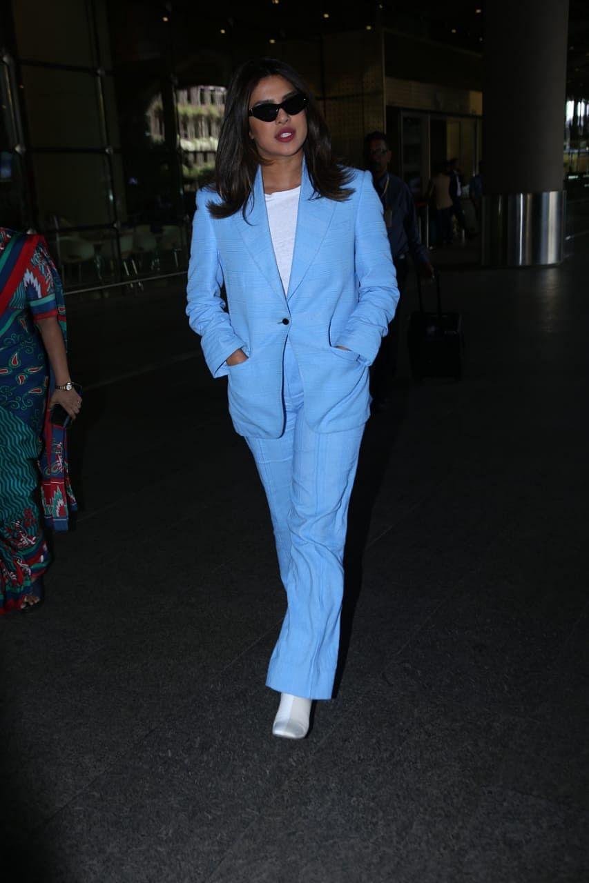 Priyanka Chopra Jonas in Mumbai