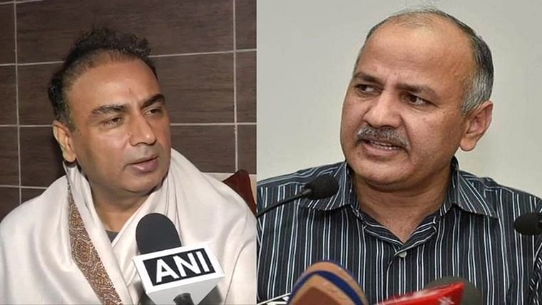 'Sisodia asked me for Rs 10 crore': AAP leader accuses Deputy CM of seeking  money in exchange for party ticket