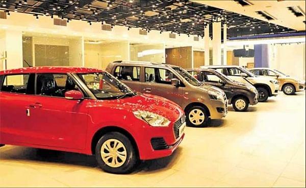 Maruti Suzuki, M&M beat year-end blues, post rise in domestic sales figures