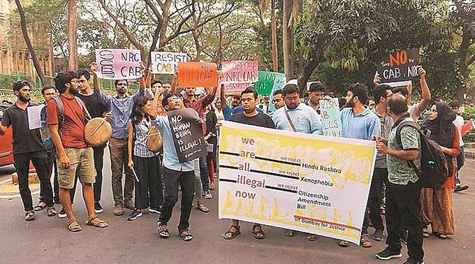 "IIT Bombay ask students to desist from ""anti-national, anti-social'' activities"