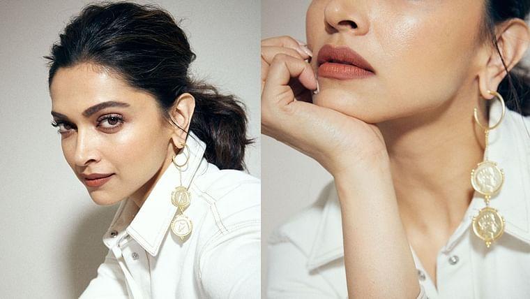 Paisa hi paisa hoga: Deepika Padukone's super expensive earrings are made out of coins