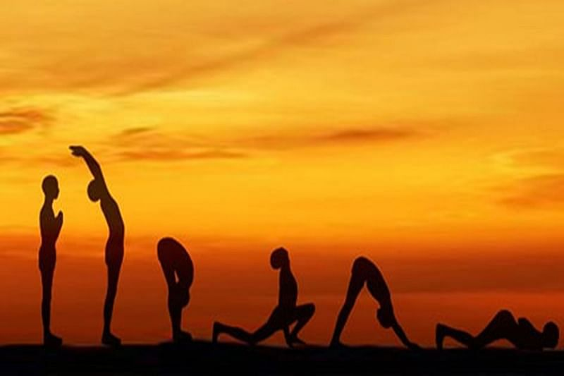 Bhopal: Mass surya namaskar in schools & colleges today