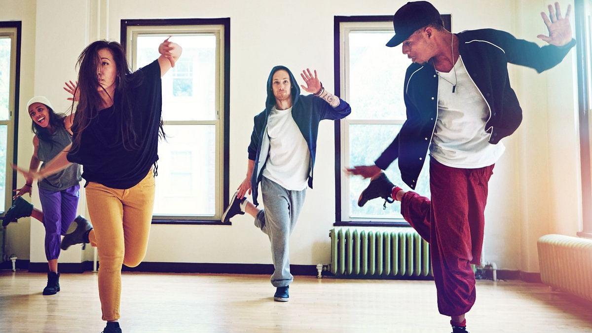Our dance moves are as unique as fingerprints