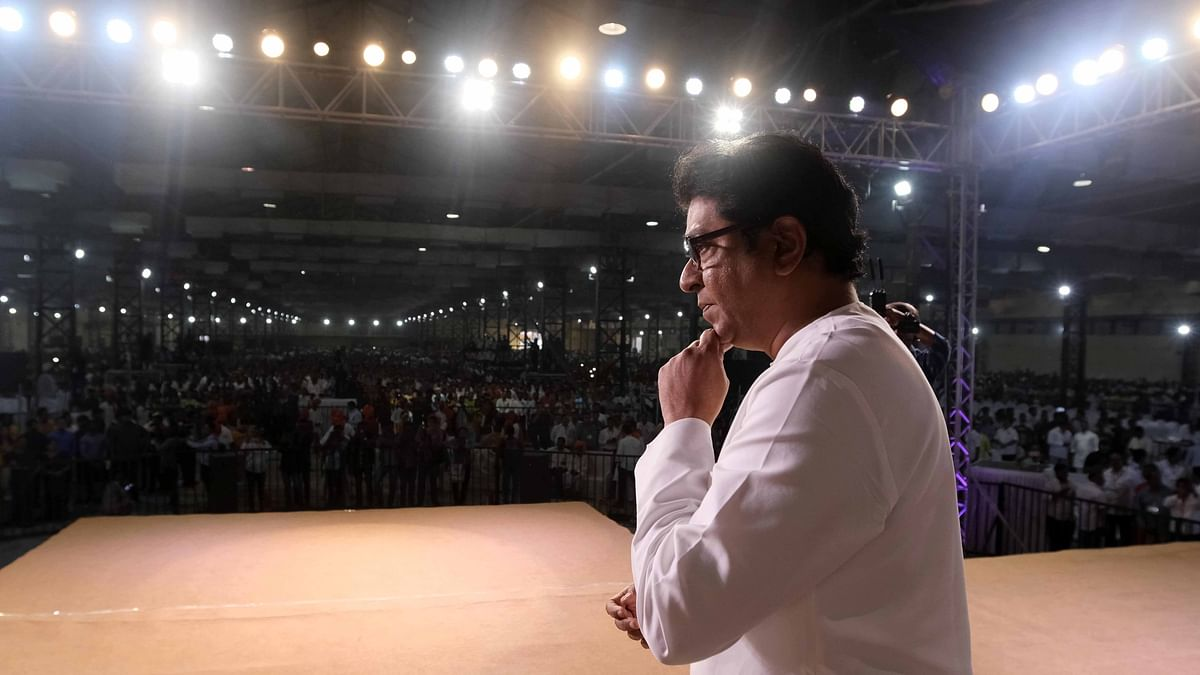 BJP divided over allying with Raj Thackeray's MNS