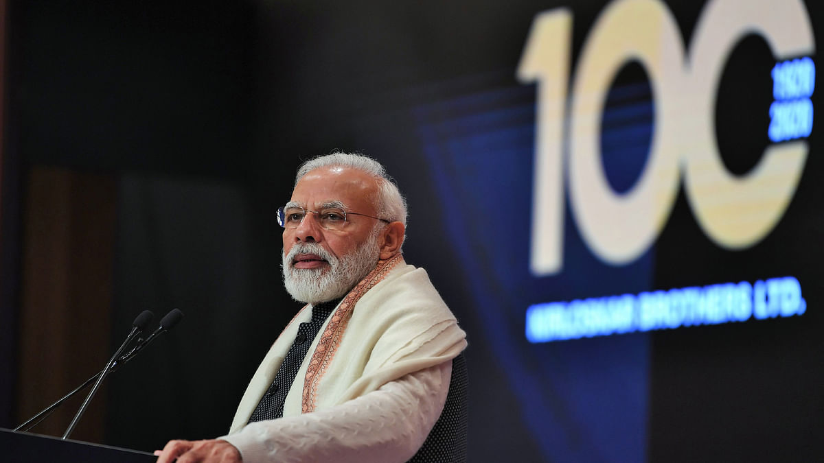 'PM Modi personally overseeing Budget to put economy back on track'
