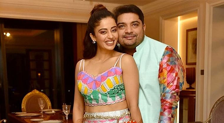 'I am not a virgin': Nehha Pendse has no issues with her husband being a divorcee