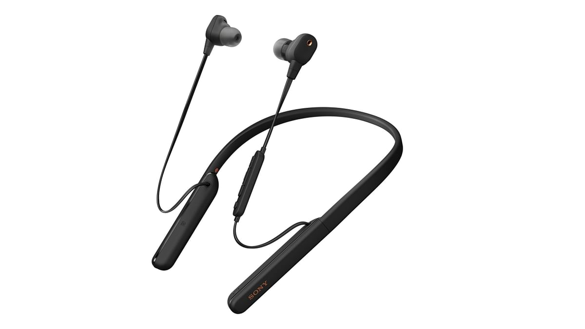 Sony's new in-ear wireless noise cancellation headphones