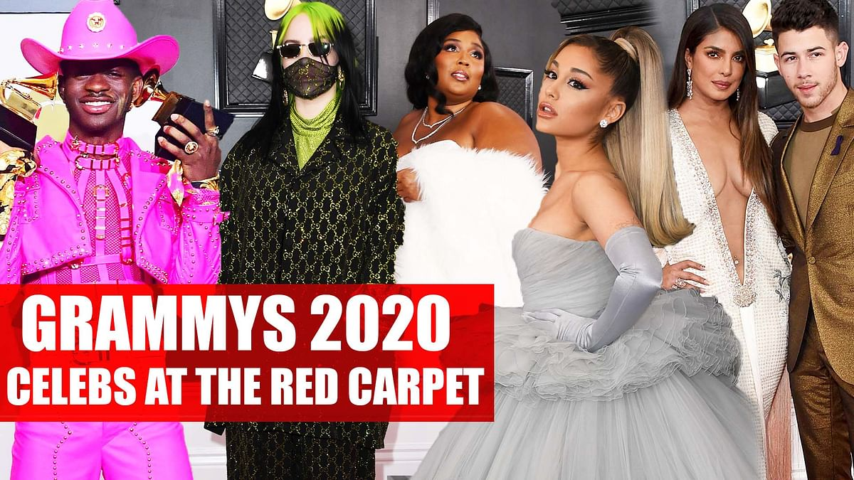 Grammys 2020: Ariana Grande, Billie Eilish, Lizzo and other celebs slay at the red carpet