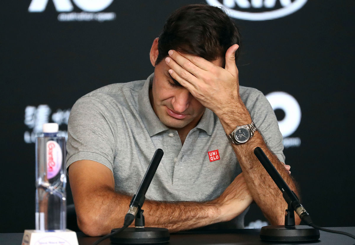 Roger that: Federer still has a long way to go
