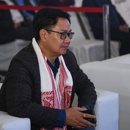 Tukde tukde gang gets funds from abroad: Kiren Rijiju