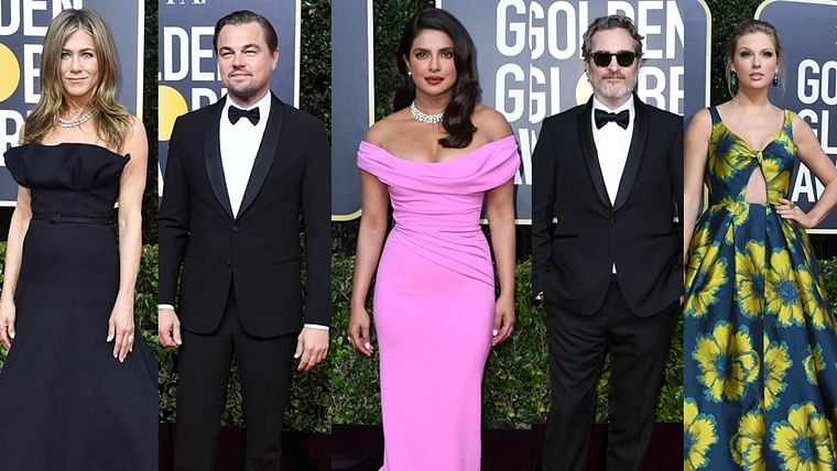 From Jennifer Aniston to Taylor Swift - Best and worst dressed at Golden Globes 2020