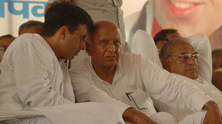 Congress leader Shamsher Surjewala dies