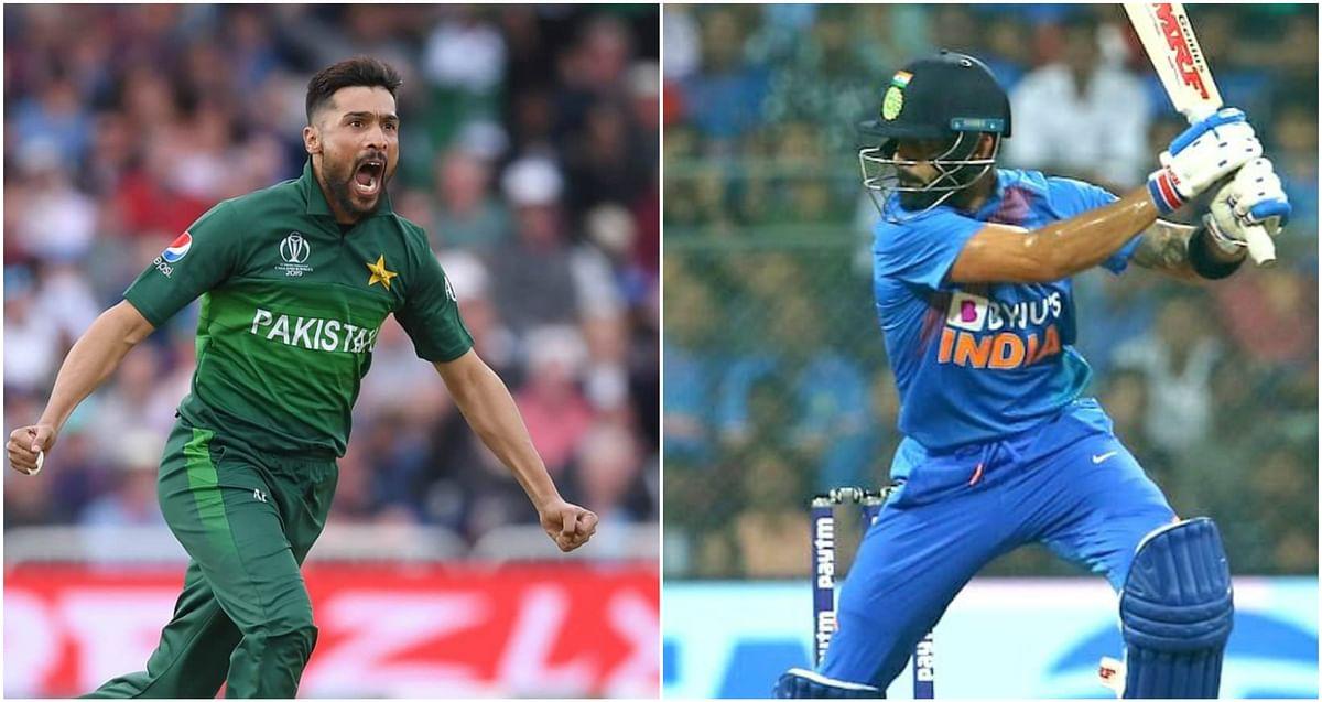 Pakistani pacer Mohammad Amir lauds 'great player' Virat Kohli on winning Spirit of Cricket Award