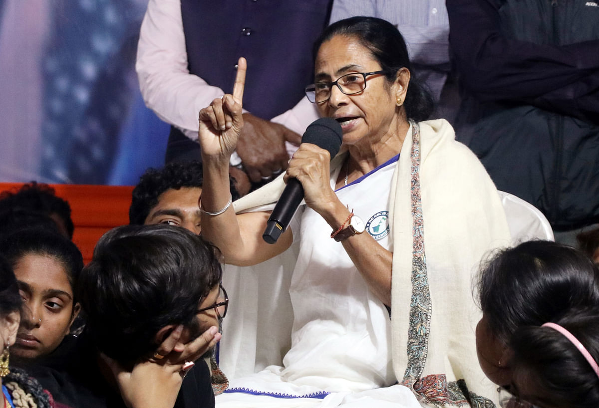 CAA ploy to give citizenship to those who funded BJP: Mamata Banerjee