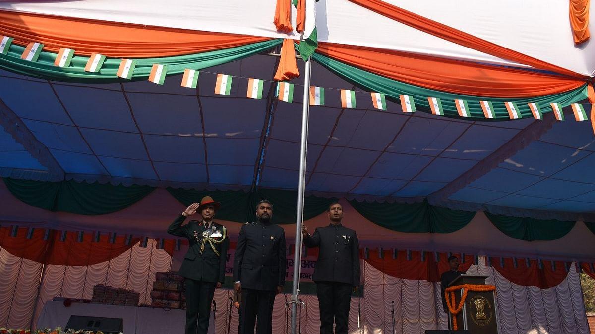 India donates ambulances to Nepal on 71st Republic Day