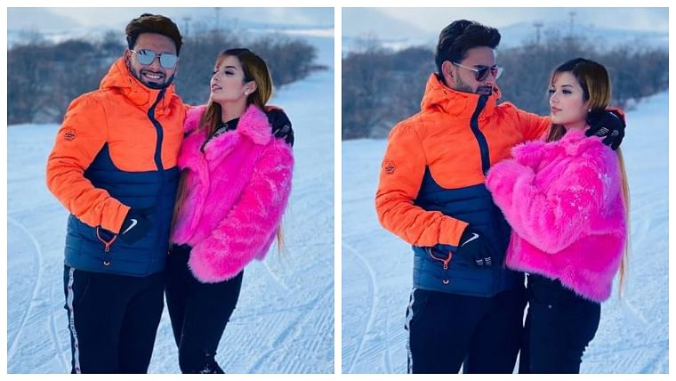 Keeping up with Hardik: Rishabh Pant and Isha Negi make their relationship Insta official