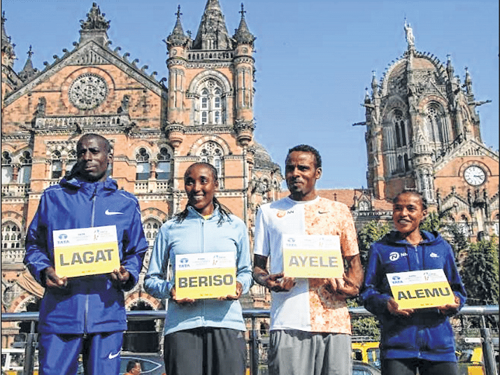 Mumbai Marathon: Elite marathoners set for biggest challenge