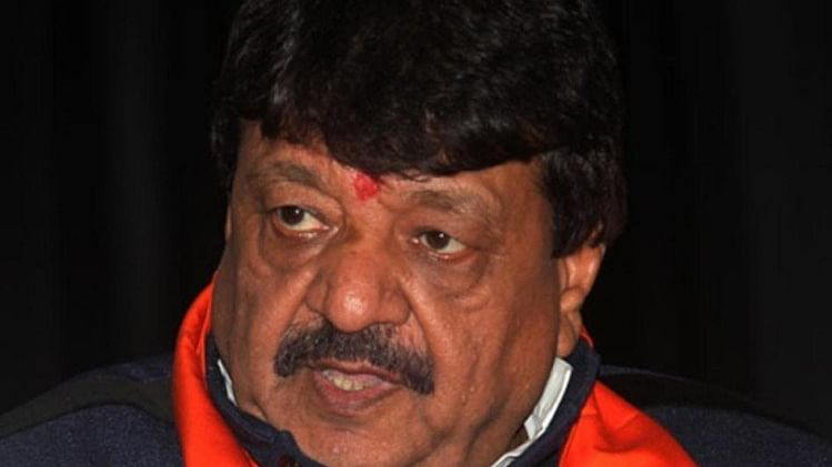 RSS leaders are here else I would have put Indore on fire: Kailash to ADM