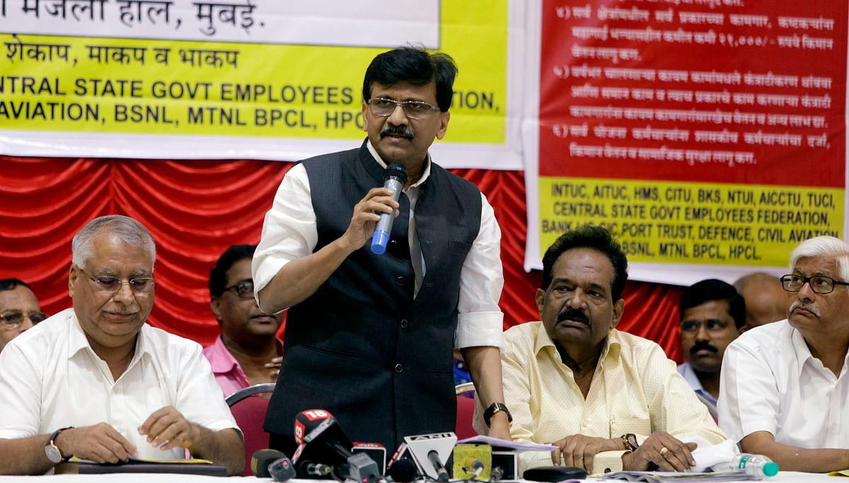 'Stay in Andaman for two days': Did Sanjay Raut just lash out at Rahul for Savarkar comment?