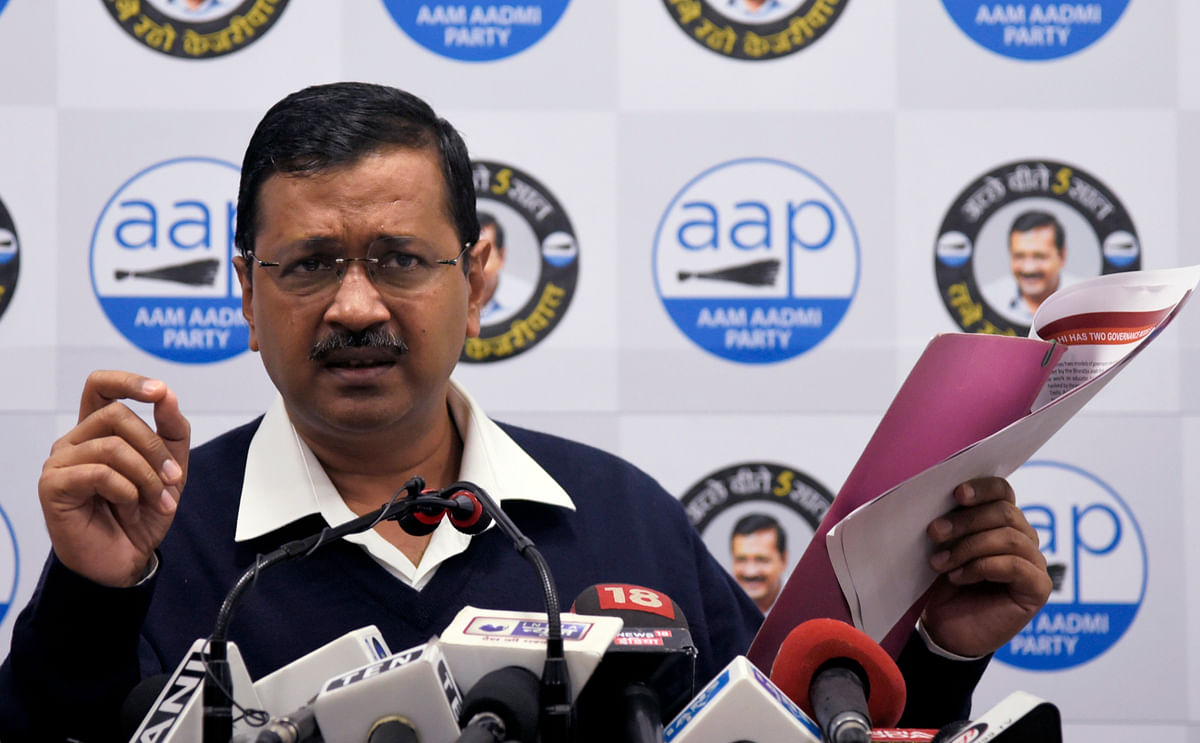 Delhi govt had no role in delaying convicts' hanging; Arvind Kejriwal accuses BJP of misguiding Nirbhaya's mother