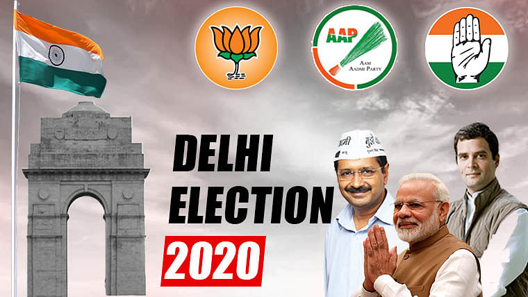 Delhi Assembly Election 2020 -- Rajinder Nagar Assembly constituency of Delhi: Full list of candidates, polling dates