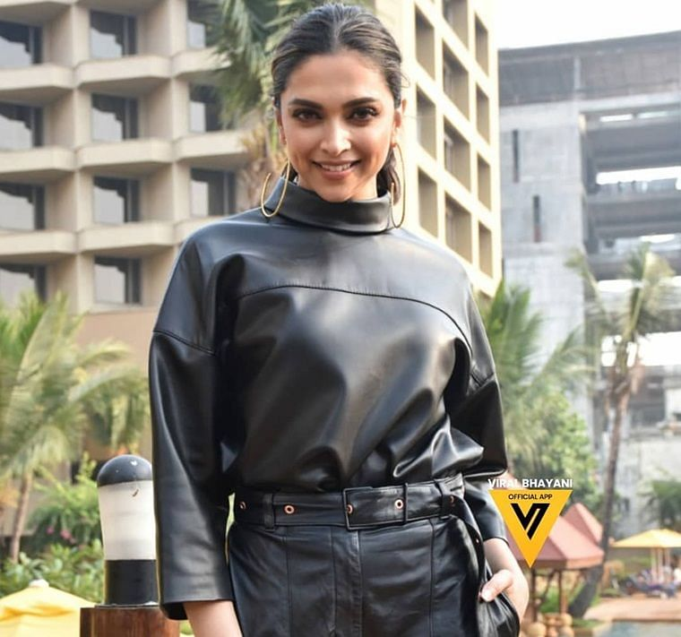 Catwoman gone wrong? Deepika Padukone's all-leather outfit shows her stylist is on holiday