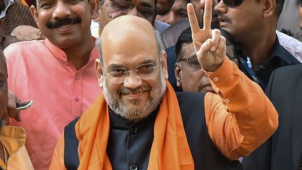 Protestor beaten up for raising anti-CAA slogans at Amit Shah's rally in Delhi