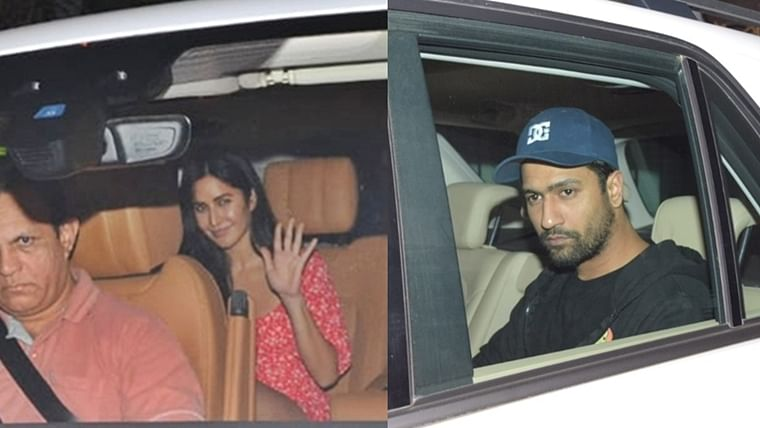 How's the Josh? Vicky Kaushal, Katrina Kaif add fuel to dating rumours, spotted together last night