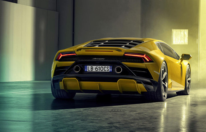 All About The Lamborghini Huracan RWD Before Its Launch