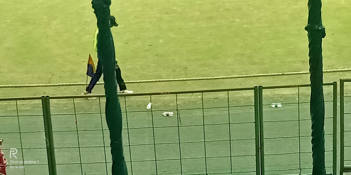 Karnataka cricket body fined Rs 50,000 for using plastic cups