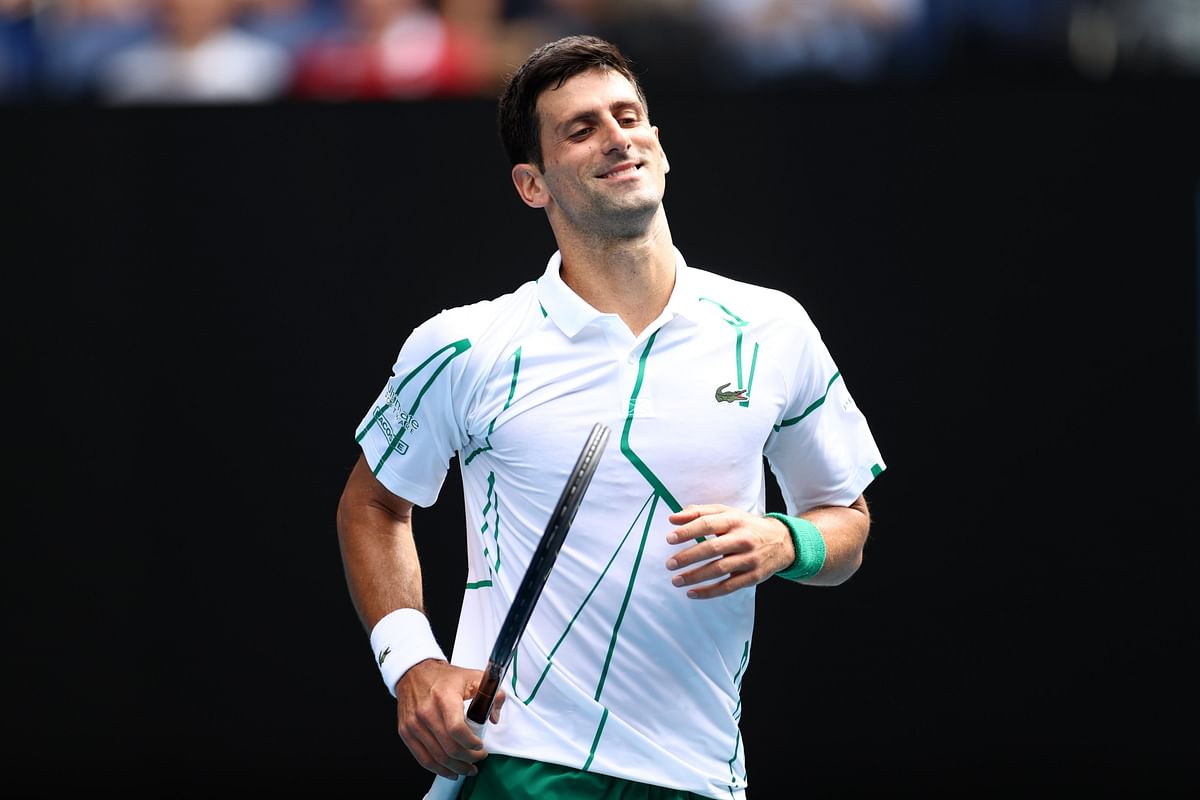 Australia Open: Novak Djokovic sizzles past Yoshihito Nishioka to enter fourth round