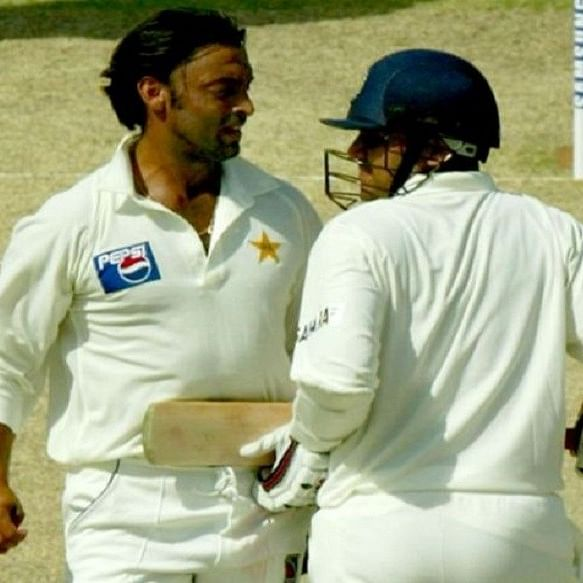 'Have more maal than baal on your head': Shoaib Akhtar takes a dig at Virender Sehwag