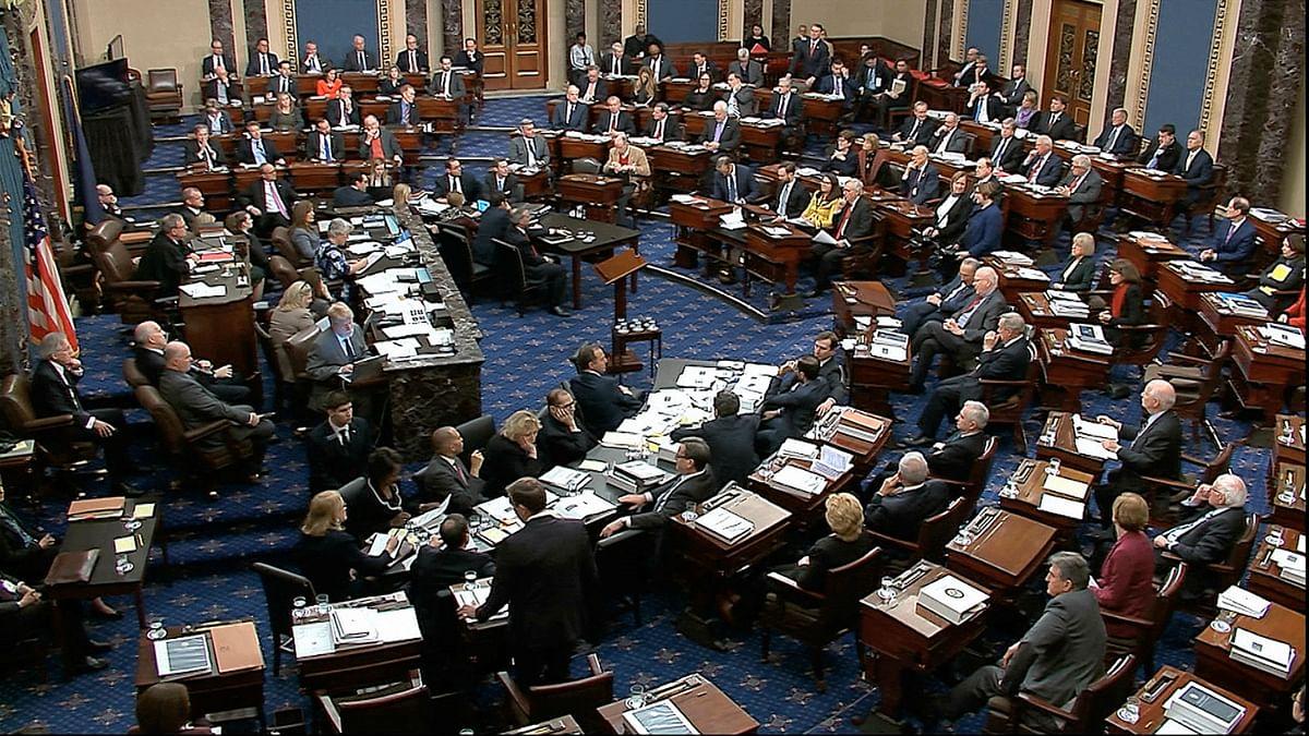 Stay awake: Senators struggle to stay focused